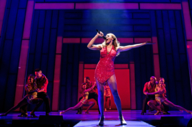 Deborah Cox and Judson Mills Take the Stage in The Bodyguard