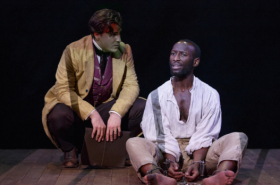 Post-Performance Talk Set for New York Theatre Workshop's Nat Turner in Jerusalem