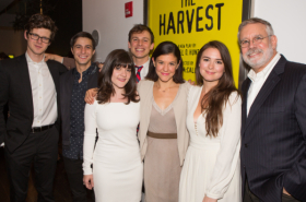 Gideon Glick, Zoë Winters, and More Open in Samuel D. Hunter's The Harvest