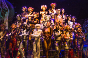 Andrew Lloyd Webber's Cats Returns to Broadway as First Ever Revival Opens
