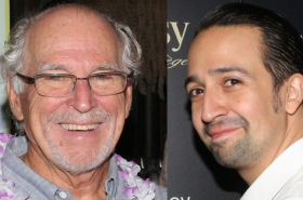 Lin-Manuel Miranda and Jimmy Buffett to Discuss Careers on the Radio