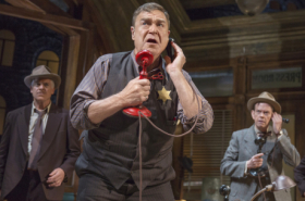 Nathan Lane, John Goodman, and John Slattery Return to Broadway in The Front Page