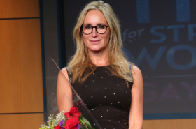 Real Housewives Star Sonja Morgan Takes the Stage in Off-Broadway's Sex Tips