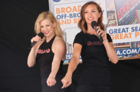 Waitress, Paramour, Chicago to Perform at TheaterMania Block Party