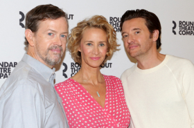 Janet McTeer and More Preview Theresa Rebeck's Bernhardt/Hamlet