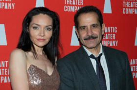 Tony Shalhoub, Katrina Lenk, John Cariani, Erik Liberman, and More Open The Band's Visit