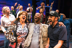 Come From Away Wins Three Dora Awards, Including Best New Musical