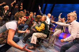 Come From Away Lands on Broadway in New Production Photos