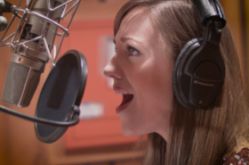 EXCLUSIVE: In the Recording Studio With Broadway's Bandstand