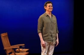 Billy Crudup-Led Harry Clarke Opens at The Vineyard
