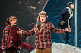 See the Cast of Paper Mill Playhouse's A Christmas Story