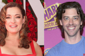 Christian Borle and Laura Michelle Kelly to Lead Cast of Me and My Girl