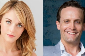 Ashley Spencer and Danny Gardner to Star in Crazy for You at Signature Theatre