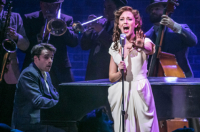 Laura Osnes and Corey Cott Will Lead Bandstand to Broadway