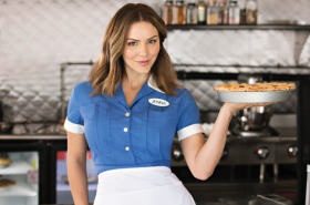 See First Images of Katharine McPhee as Waitress's Jenna