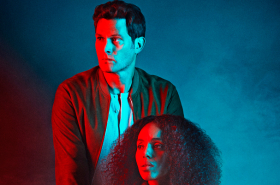 Kerry Washington and Steven Pasquale in New Photo From American Son