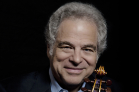 Itzhak Perlman Records Bonus Track on Fiddler on the Roof Broadway Cast Album