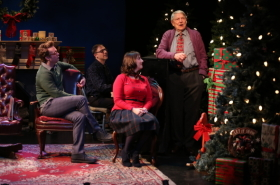 A Child's Christmas in Wales Returns to Irish Rep for the Holiday Season