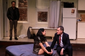 Stage Kiss Begins Performances at Lyric Stage Company of Boston