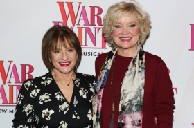 Patti LuPone, Christine Ebersole, and Stars of War Paint Meet the Press