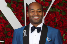 Brandon Victor Dixon Begins Performances as Aaron Burr in Hamilton