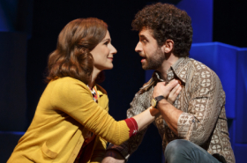 Christian Borle and Andrew Rannells Lead Falsettos Back to Broadway