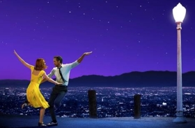 See the Official Festival Poster for Ryan Gosling/Emma Stone-Lead Film La La Land