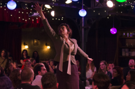 National Theatre of Scotland's Prudencia Hart Extends Again at the McKittrick