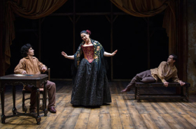 The Bridge of San Luis Rey Opens at Two River Theater