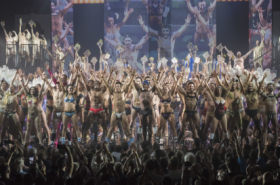 Check Out New Broadway Bares: Strip U Photos
