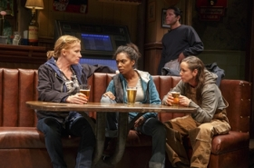 Miriam Shor, Johanna Day, and More Star in Lynn Nottage's Sweat