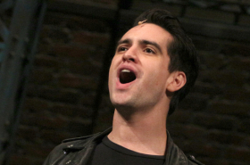 Panic! At the Disco's Brendon Urie Previews Broadway Run in Kinky Boots