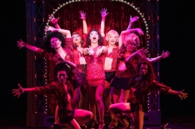 Jerry Mitchell Joins the Japanese Company of Kinky Boots on Opening Night