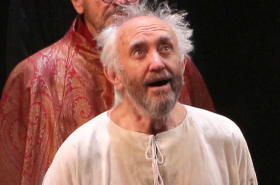Jonathan Pryce Opens in The Merchant of Venice at Lincoln Center