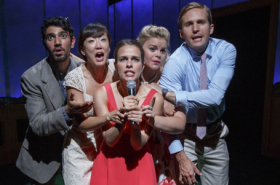 Second Stage Extends Uptown Production of Engagements