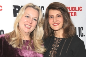 Nia Vardalos, Cheryl Strayed, and More Celebrate the Opening of Tiny Beautiful Things