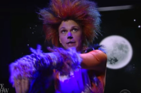 Sutton Foster and Stephen Colbert Star in Cats...Kind Of