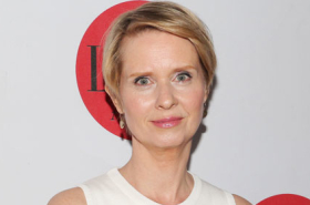 Cynthia Nixon Announces Candidacy for Governor of New York