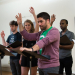 EXCLUSIVE: In Rehearsal With Josh Young, Barrett Wilbert Weed, and The Crazy Ones
