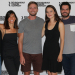 Wilson Bethel, Alex Mickiewicz, and Company of The Last Match Meet the Press