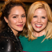 Megan Hilty Visits Smash Costar Katharine McPhee at Broadway's Waitress