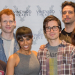 The Cast of Vineyard Theatre's Brooklynite Meets the Press