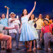 Tina Fey, Megan Hilty, and the Cast of On Your Feet! Celebrate the Actors Fund