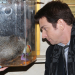 Staten Island Chuck Celebrates Groundhog Day on Broadway With Andy Karl