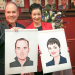 Lynn Ahrens and Stephen Flaherty Receive Sardi's Portraits