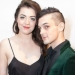 Barrett Wilbert Weed and Wesley Taylor Celebrate Opening Night in Cabaret