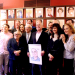 Roundabout Artistic Director Todd Haimes Receives Sardi's Portrait