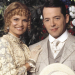Flashback Friday: Broadway's Matthew Broderick, Kristin Chenoweth, and Clyde Alves in The Music Man
