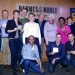 Come From Away Stars Sign Cast Album at Barnes & Noble