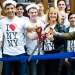 On the Town Reopens Broadway's Newly Renamed Lyric Theatre With Celebratory Ribbon-Cutting